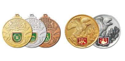 Mサイズメダル