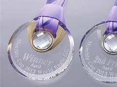 セミオーダーメダル W-SHM-4