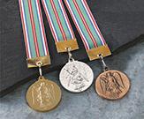 メダル w-y45f45p45